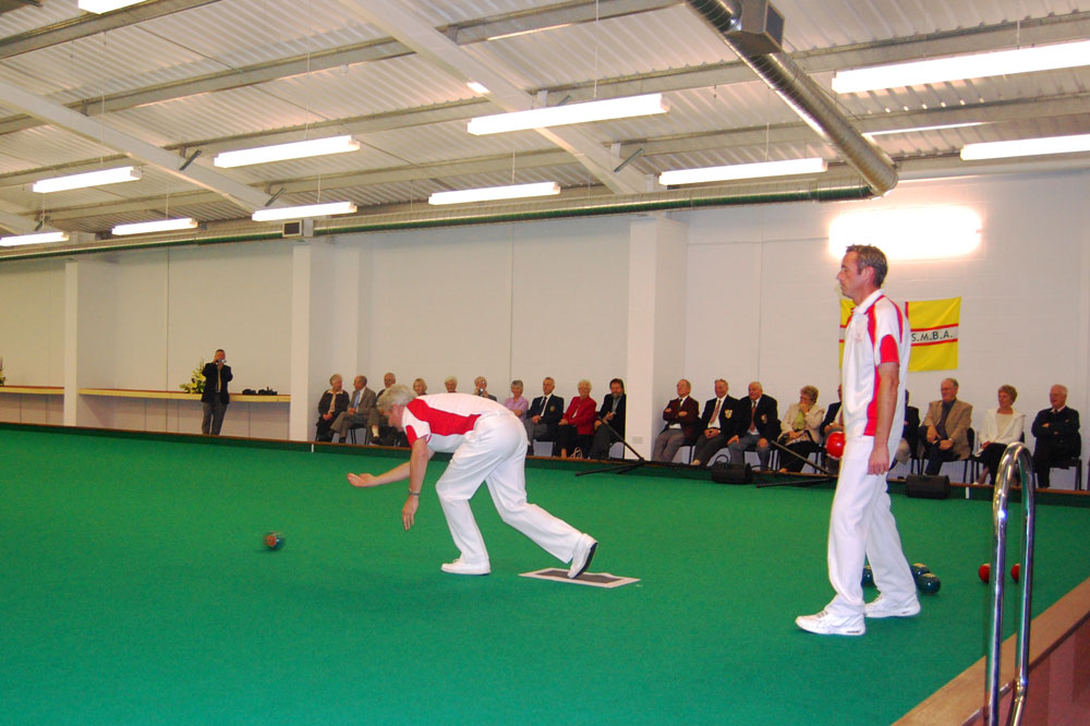 exhibition-match-Dorset-Bowls-Resort