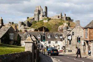 corfe-castle